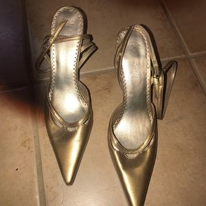 BCBG beautiful heels